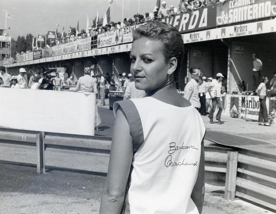 BARBARA MARCHAND